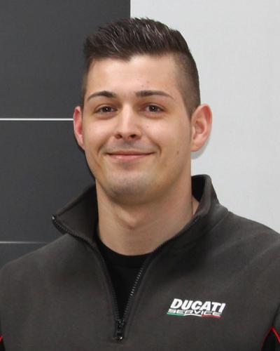 Alexander Purwin - Leiter der Serviceannahme