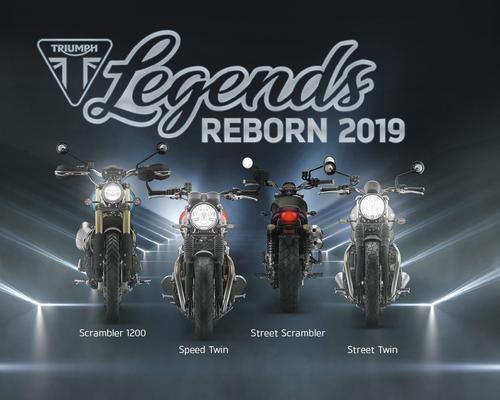 Italmoto Triumph Premierenevent 2019