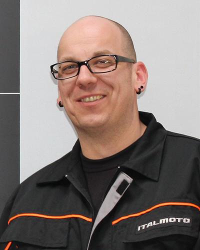 Björn Schwarze - Mechaniker und Customizing-Spezialist