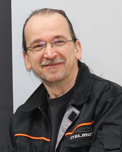 Tino Kasch - Mechaniker